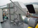 Air Pollution Control _ Poly_Stage Precipitator