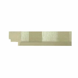 polystyrene picture frame moulding - 357(L) Check silver