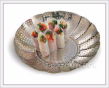 Stainless Steel Steamer Plate
