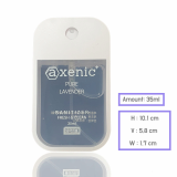 AXENIC Hand sanitizing spray