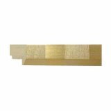 polystyrene picture frame moulding - 357(L) Check Gold