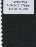 pure wool serge worsted suiting fabric
