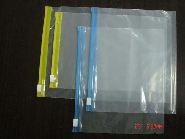 Ldpe Slider Zipper Bags Zip Lock Bag Reclosable Bag