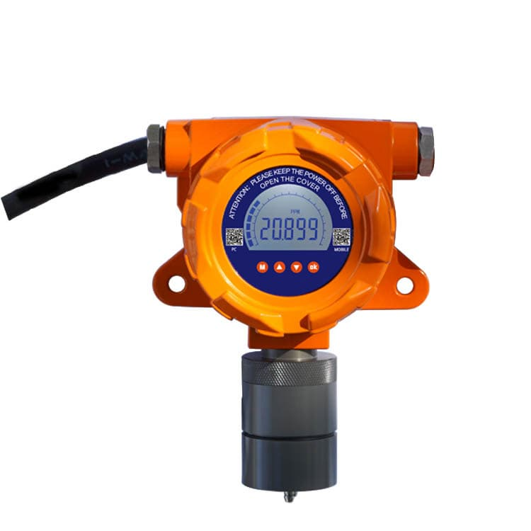 OC_F08 Fixed gas monitor  for industrial use