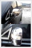 Chrome LED Side Mirror