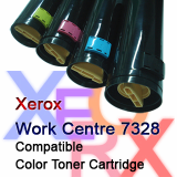 Xerox DC3535 Glossy Compatible Color Cartridge, Korea