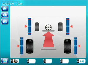 3D Wheel Alignment System