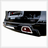 Grand Starex Rear Bumper Guard - S Type