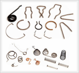 Clip, Ring, Precision, Etc., and Special Springs