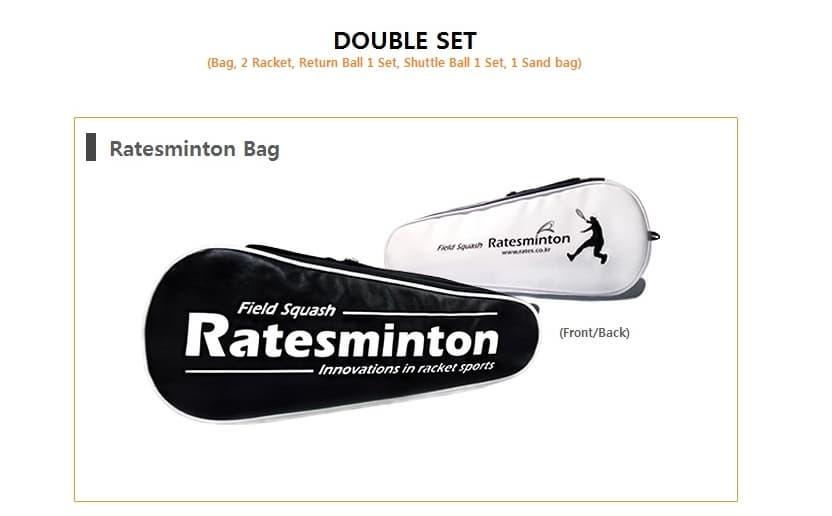 Ratesminton