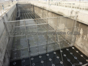 Mbbr Biofilter Screen Grid For Waste Water Treatment From