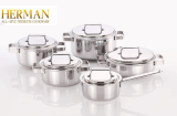 HERMAN - ALL-5PLY PREMIUM COOKWARE