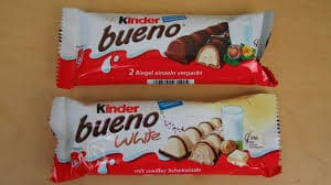 Kinder Bueno_ Snickers_ Chocolate_ Twix_ Kitkat_ Bounty