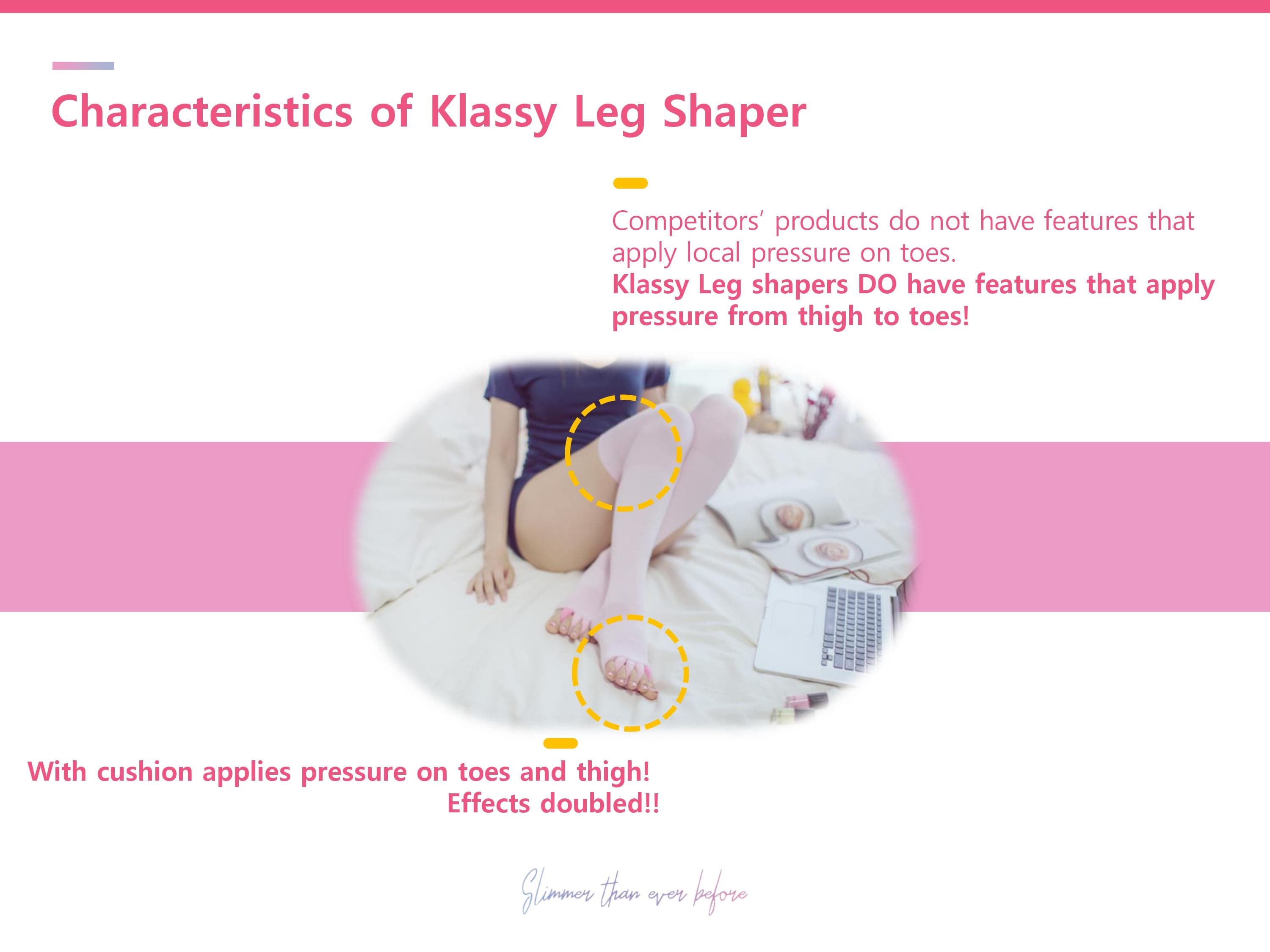 Klassy Leg Shaper _ Body Care _ Leg Care