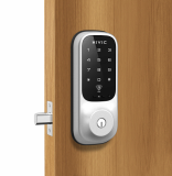 Hione_ RF Card Key type Auxiliary Digital Door Lock