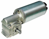 DC Worm Geared Motor 90W For Automatic Sliding Door
