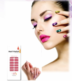 Nail Art of Enamel Nail Polish