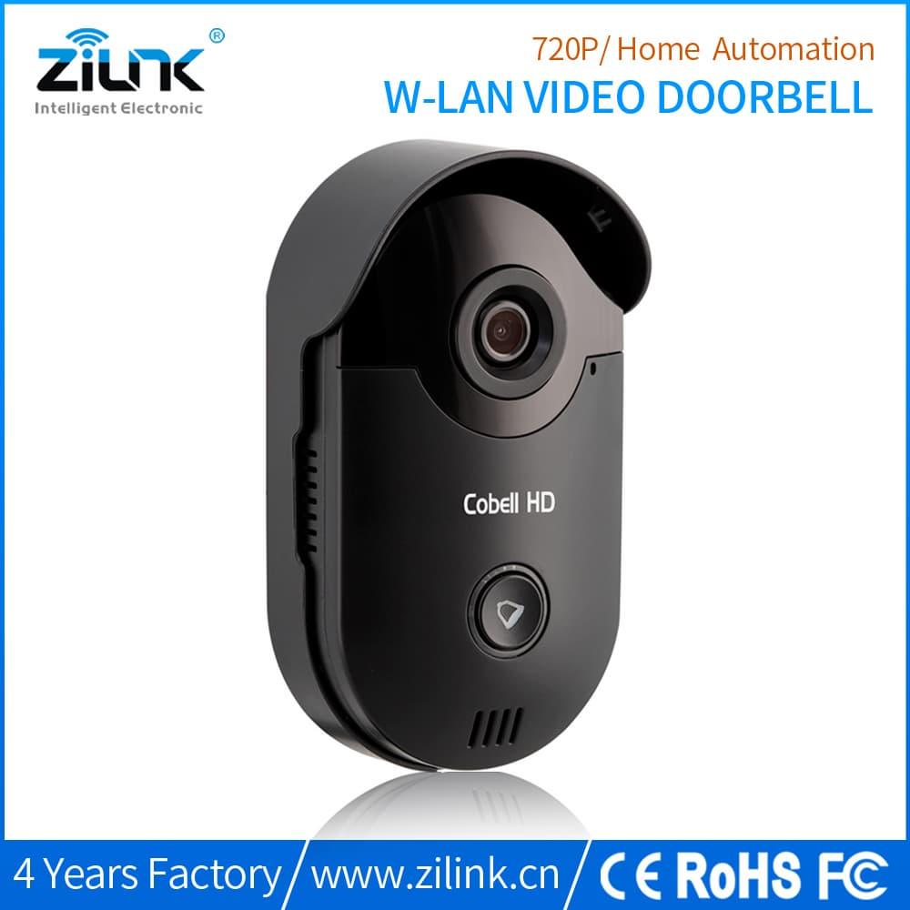 1b6c5f96e365 ZILINK Wifi HD Smart Home Security IP Video Doorbell camera | tradekorea