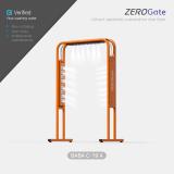 Virus disinfectant sanitizer gate for COVID_19 prevention