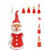 Christmas Santa Claus CandleClay CC-X902