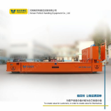 Hydraulic Lifting Table Steerable Transfer Cart