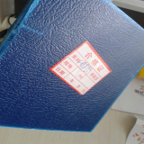 hdpe texture surface sheet