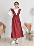 Dress_ Raffles _ Long Dress_ Women_s Apparel