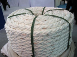 8 strand polypropylene polyester mixed ropes