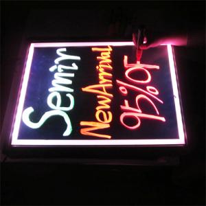 product thumnail image product thumnail image zoom neon writing board