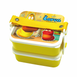 Larva lunch box