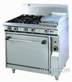 Gas Range Oven Griddle