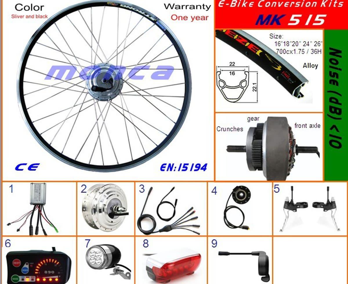 electric bicycle conversion kit | tradekorea