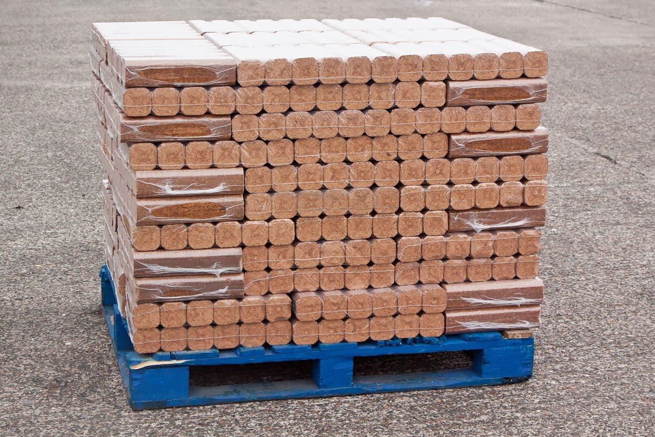 Charcoal Briquettes Wood ~ Wood briquettes oak beech from