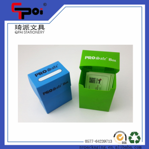 Wenzhou qi pai stationery coltd product thumnail image product thumnail image zoom cheap plastic business card holder colourmoves