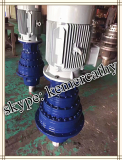 custom built planetary gearbox for plate bending machine