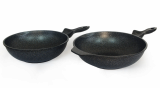 Stonable coating Chinese Wok