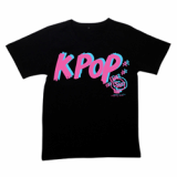 K pop design T-shirt