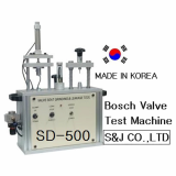 Common Rail Injector Test Machine_SD500