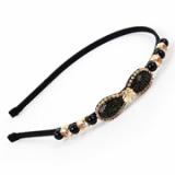 Rosebud headband / hairband / hair ornaments
