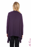 maternity clothes maternity cardigan Lisa back.jpg