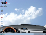 Hyundai KIA GDS VCI software pre installed on SATA hdd