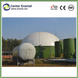 Glass Lined Steel Tank for Biogas Plant