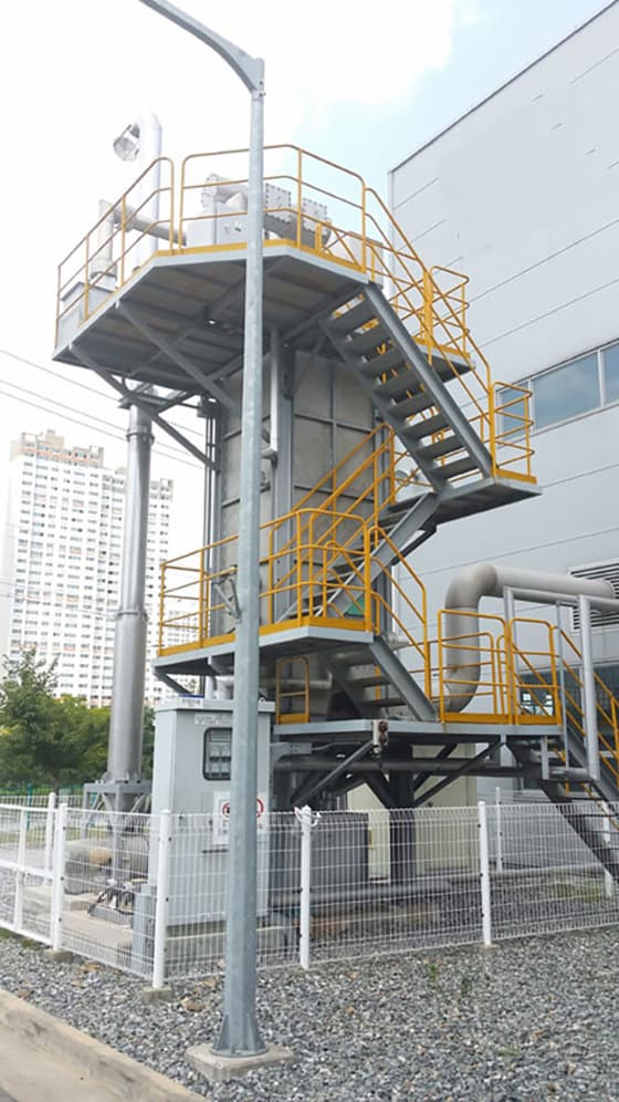 Air Pollution Control _ Wet Honeycomb Electrostatic Precipit