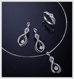 Jewelry Set - Mobiu Strip