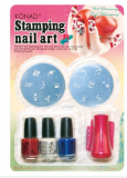 KONAD Stamping Nail Art Kit_C Set