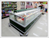 Island Freezer Service Counter - SRIF-20-B-C