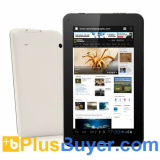Viper - 7 Inch Android Tablet PC + Phone (1.5GHz CPU, Dual Camera, Bluetooth, 4GB)