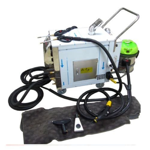 STEAM CARWASH MACHINE -SP7000CLD GOLD-