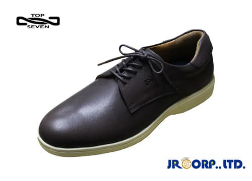 business walking shoes d brown beige from jr corp ltd