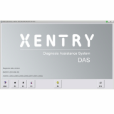 Mercedes Benz  DAS Xentry program